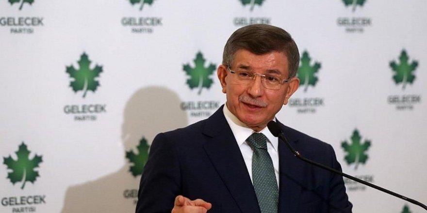 Davutoğlu: Türkiye, Suriye Kaynaklı Açık Bir Tehditle Karşı Karşıyadır!