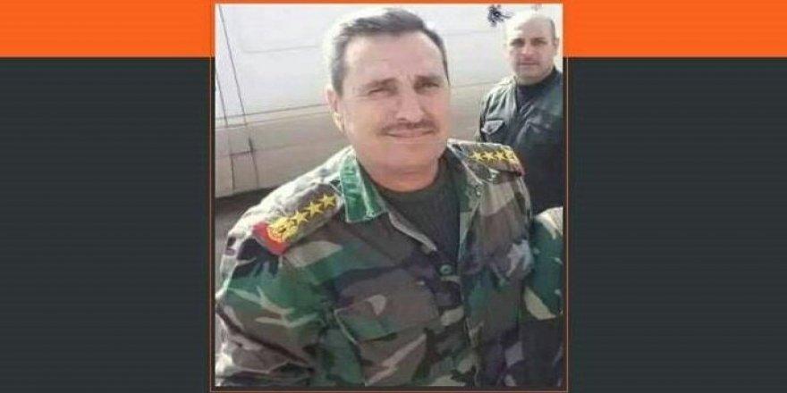 Esed Rejiminin Üst Düzey Komutanı Öldürüldü