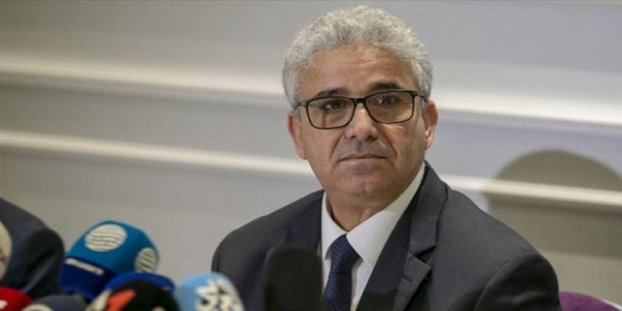 """Libya İçişleri Bakanından """"Hafter Mevzilerini Vuracağız"""" Açıklaması"""
