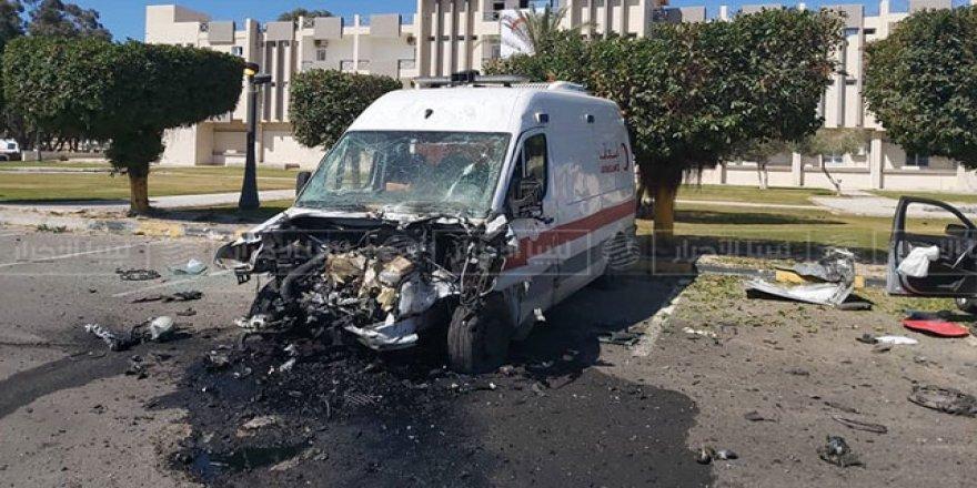 Hafter Milisleri Sivillere Saldırıyor
