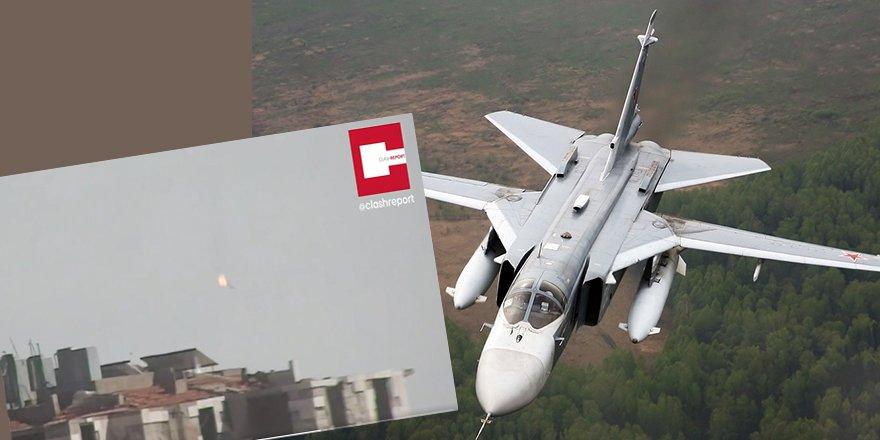 "MSB: ""Rejime Ait 2 SU-24 Uçağı Düşürüldü"""