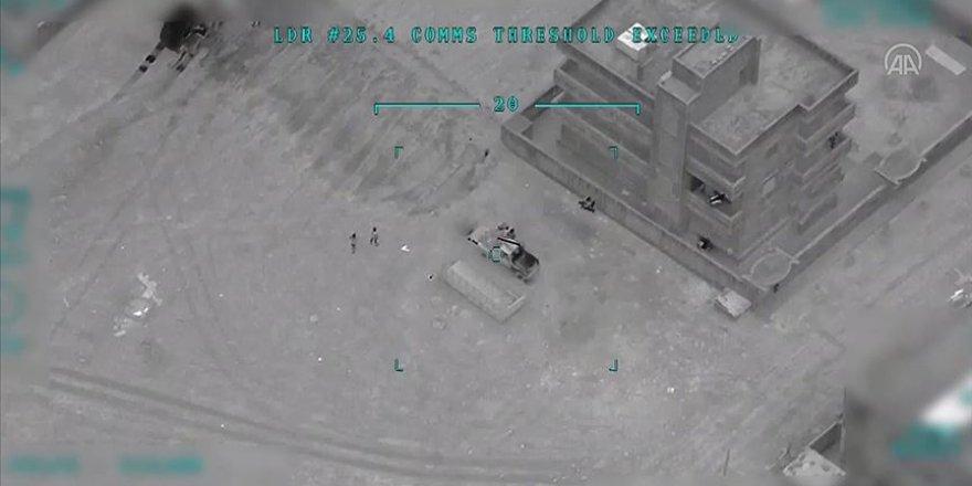 TSK İdlib'de Rejim Hedeflerini İmha Etmeye Devam Ediyor