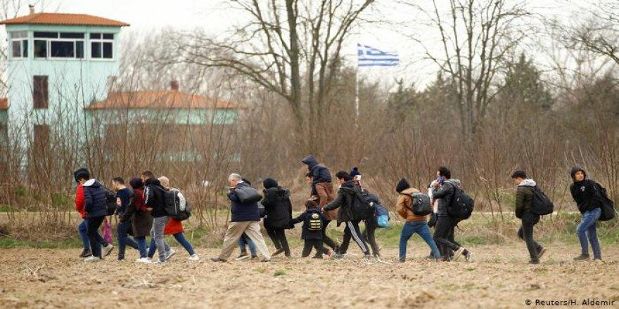 Yunan Askerlerinin Ateş Açması Sonucu Bir Mültecinin Hayatını Kaybettiği İddia Edildi