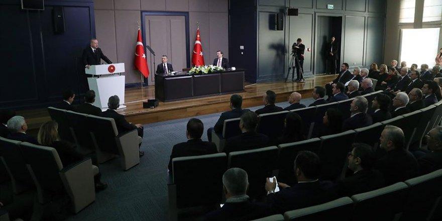 Cumhurbaşkanı Erdoğan'dan Avrupa'ya Mülteci Cevabı: Bitti O İş