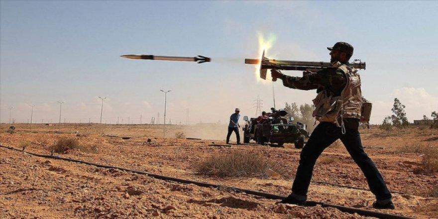 Libya'da Darbeci Hafter'in Saldırısı Püskürtüldü