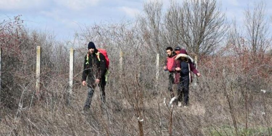 Edirne'den Yunanistan'a Geçen Göçmen Sayısı 130 Bin 469