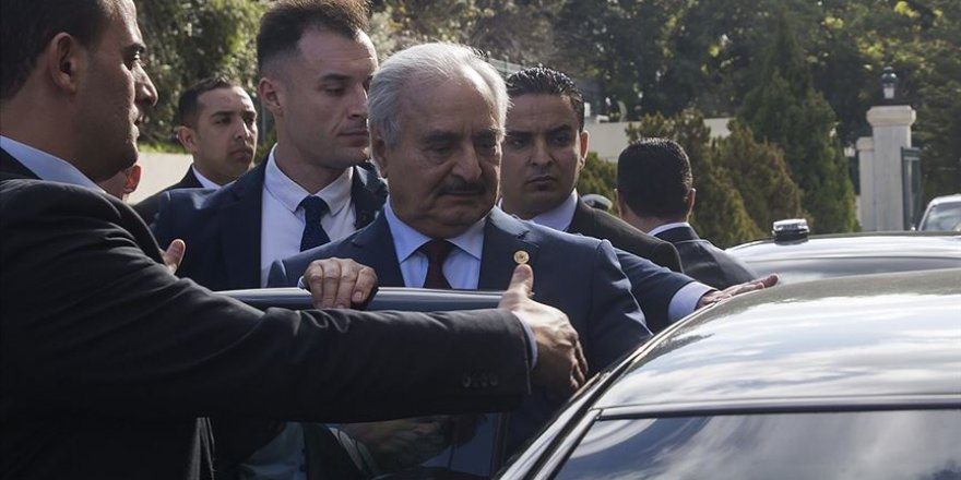 Esed Rejimi Hafter Yanlısı Sözde Hükümeti Tanıyan İlk Yönetim Oldu