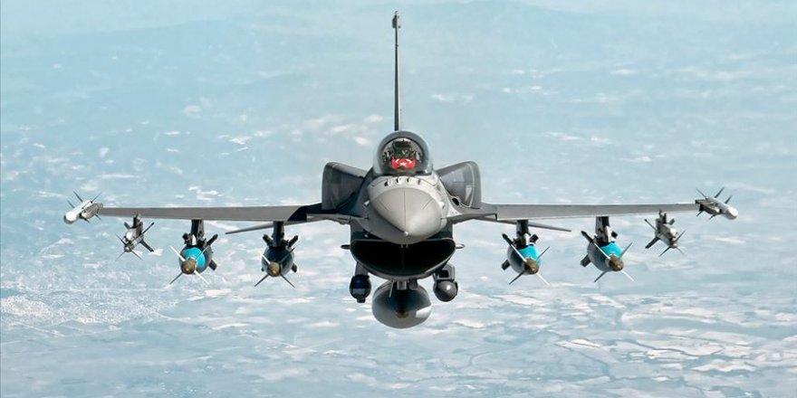Katil Esed'in Pilotlarını F16 Korkusu Sardı