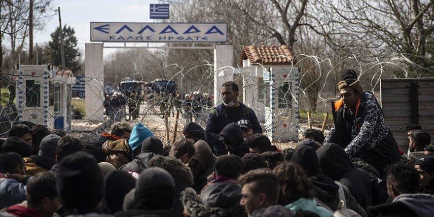 Uluslararası Af Örgütü: Yunanistan Sığınmacılara Karşı İnsanlık Dışı Tedbirler Alıyor