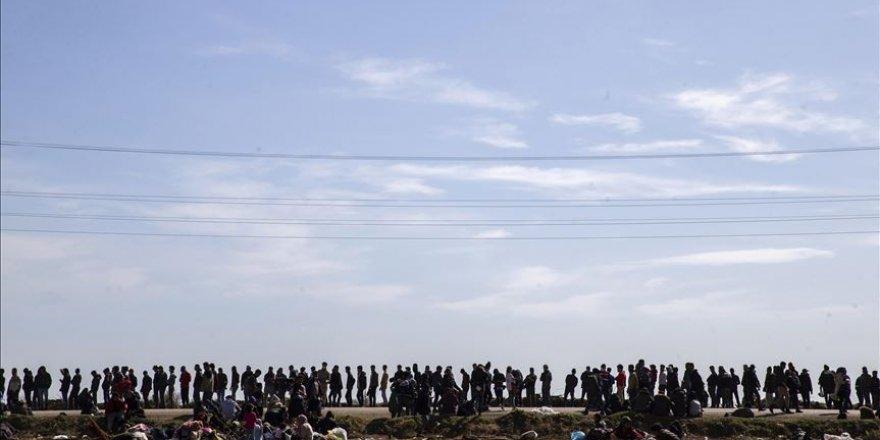 Bakan Soylu Yunanistan'a Geçen Göçmen Sayısını Açıkladı
