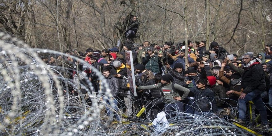 'Mültecilere Uygulanan İnsanlık Dışı Muamele Kabul Edilemez!'