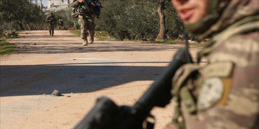 MSB: Esed Rejiminin Açtığı Ateş Sonucu 2 Asker Şehit Oldu