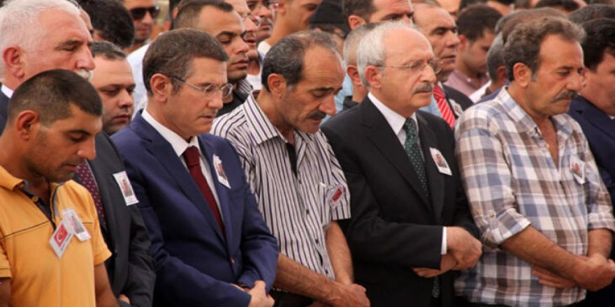 Kılıçdaroğlu Hangi Yüzle Asker Cenazelerine Katılıyor?