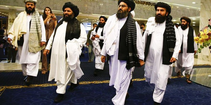 Taliban'dan Amerikan halkına 'açık mektup'