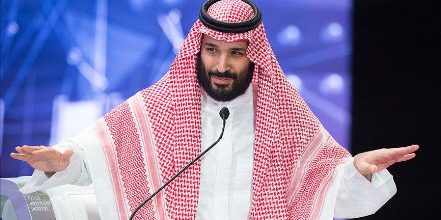 Suudi Arabistan Veliaht Prensi Bin Selman'a Siyon Dostları ödülü