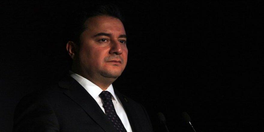 Ali Babacan, Partisi'nin Kurucular Kurulu'nu İlan Etti