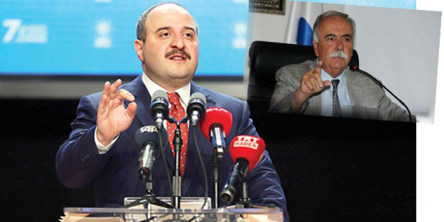 Sen Lazkiye'nin Belediye Başkanı mısın, Yazıklar Olsun!