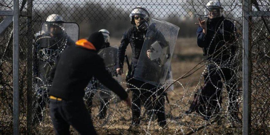 AİHM Yunanistan'dan Kötü Muamele Gören Sığınmacıların Başvurularını İşleme Aldı