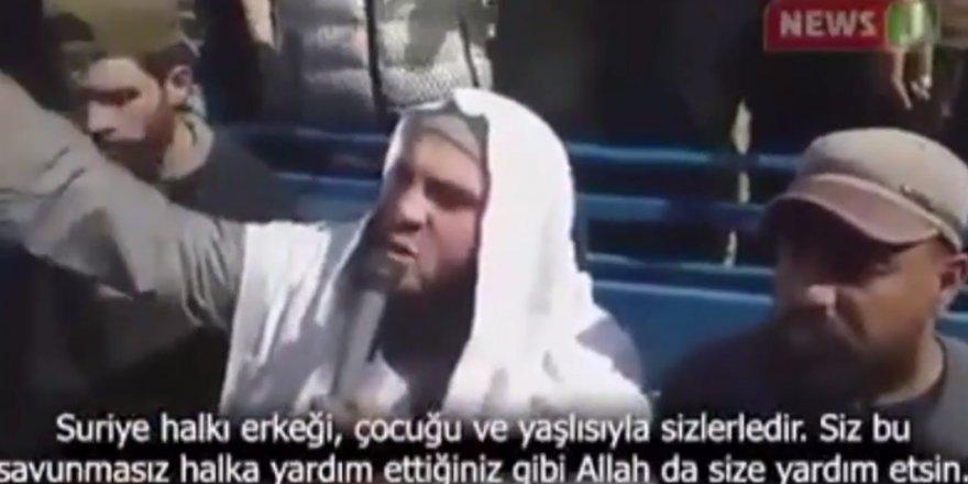 İdlib'ten Türkiye'ye: 'Her Bir Karış Toprak Kurtarılana Kadar Sizlerleyiz'