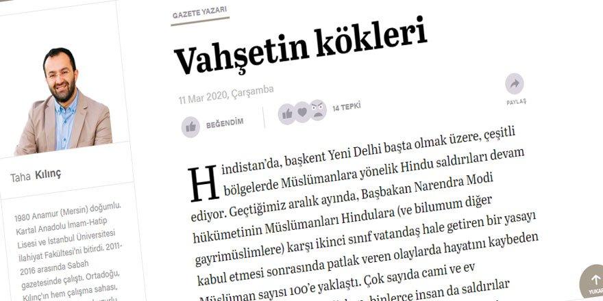 Hindistan'da Müslümanlara Yönelik Ayrımcılığın Kökleri