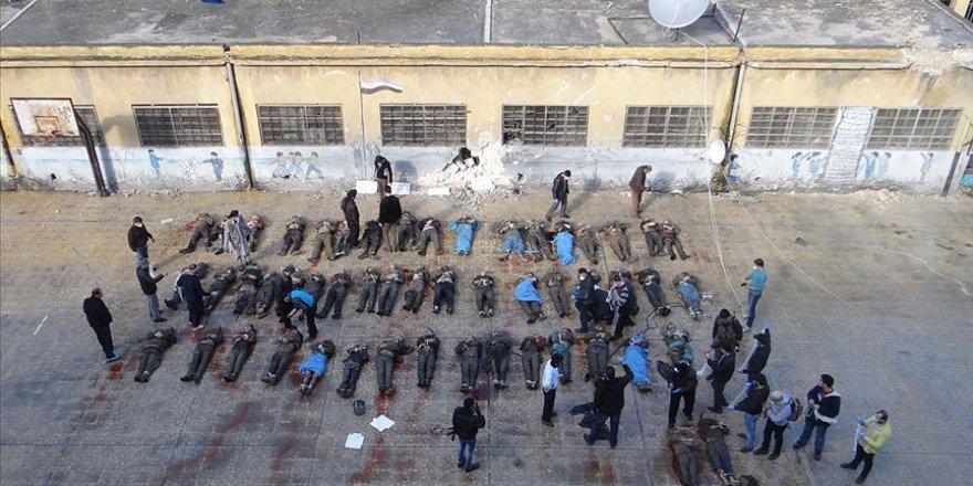 'Esed Rejiminin Bildiği Tek Dil Ölüm ve Yıkımdır'