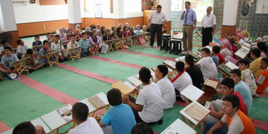 Diyanet'e Bağlı Kur'an Kursları İki Hafta Süreyle Tatil Edildi