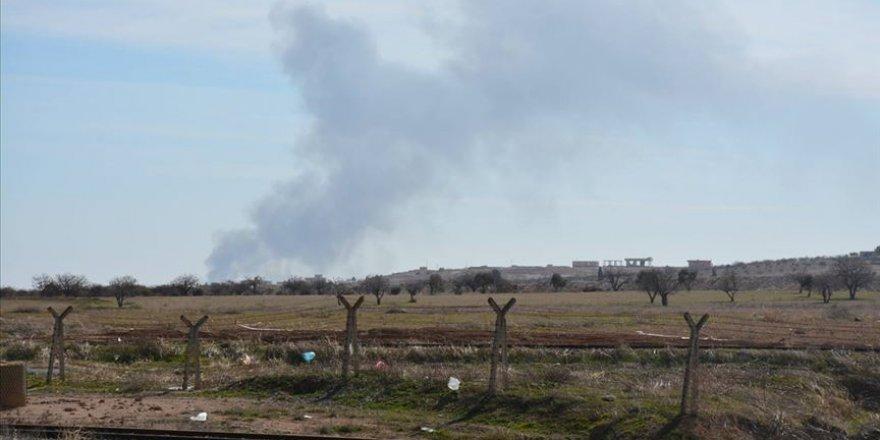 Irak'ta ABD Askerlerinin Konuşlu Olduğu Taci Askeri Üssü'ne Füze Saldırısı