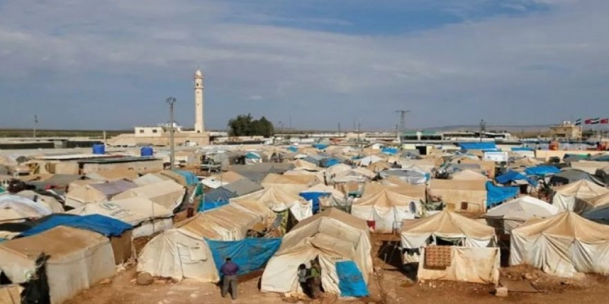 """Rukban Kampı Sakinleri: """"Burada Sessizce Ölüyoruz"""""""