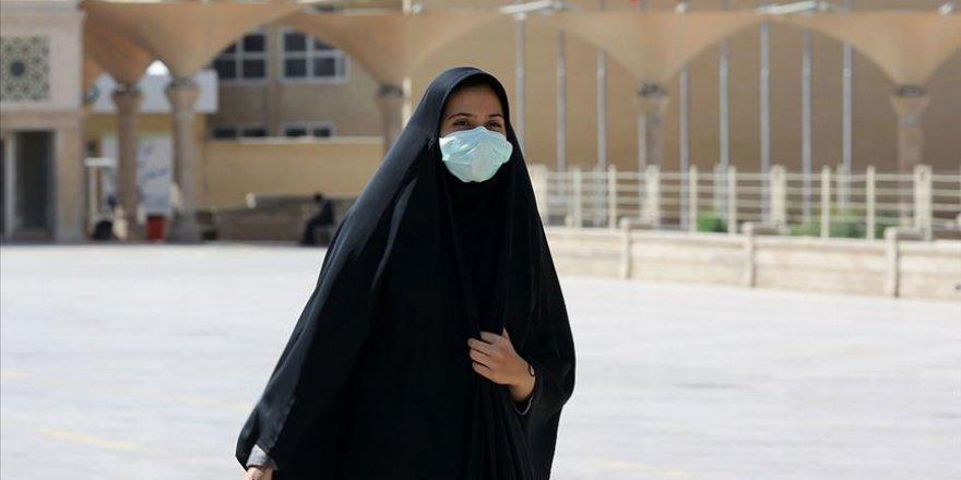 İran'da Koronavirüsten Ölenlerin Sayısı 1284'e Yükseldi