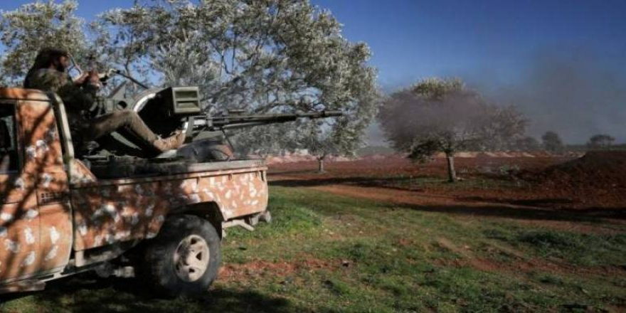 Suriye Milli Ordu Güçleri 8 Rejim Askerini Öldürdü!