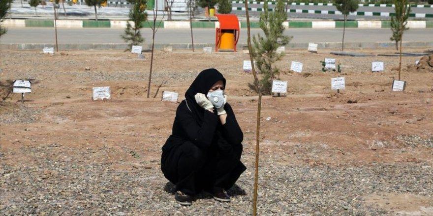 İran'da 123 Kişi Daha Koronavirüsten Öldü
