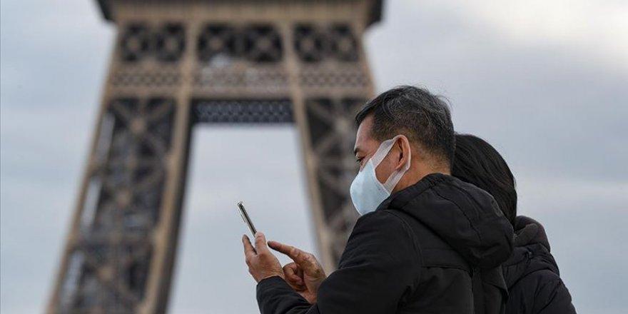 Fransa'da Koronavirüs Nedeniyle Ölenlerin Sayısı 674'e Yükseldi
