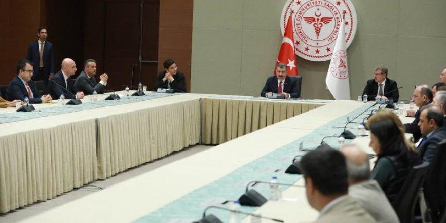 Sağlık Bakanı Fahrettin Koca Koronavirüs'e Karşı Mücadelenin Seyrini Açıkladı