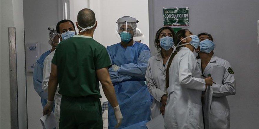 Dünyada Koronavirüs Nedeniyle Ölenlerin Sayısı 16 Bin 500'ü Aştı