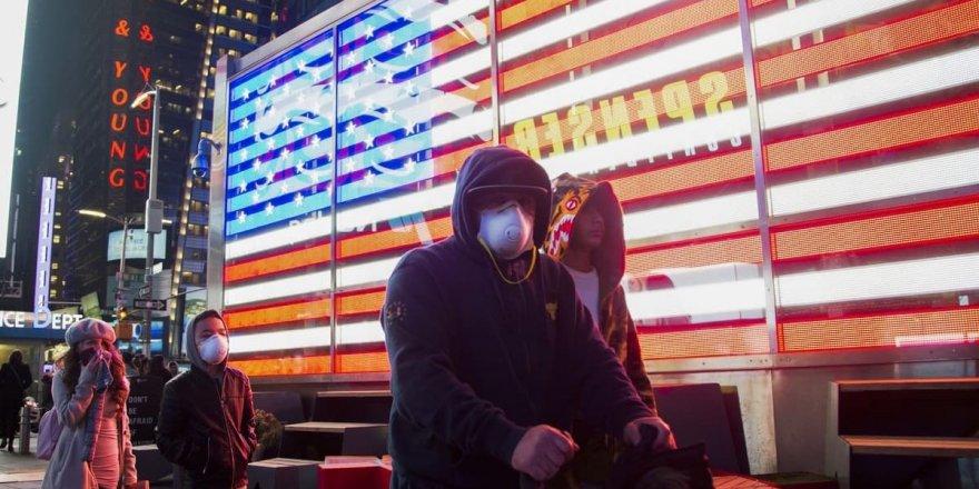 ABD'de Kovid-19 Salgınında Ölenlerin Sayısı 593 Oldu