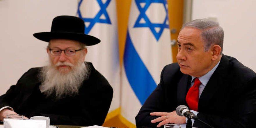 İsrail'de Sağlık Bakanının İtirazına Rağmen Sinagoglara Kapatma Kararı