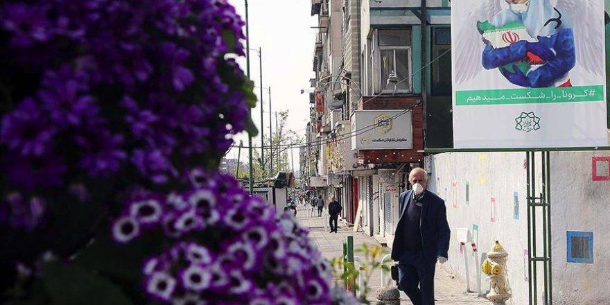 İran'da Koronadan Ölenlerin Sayısı 2 Bin 234'e Yükseldi