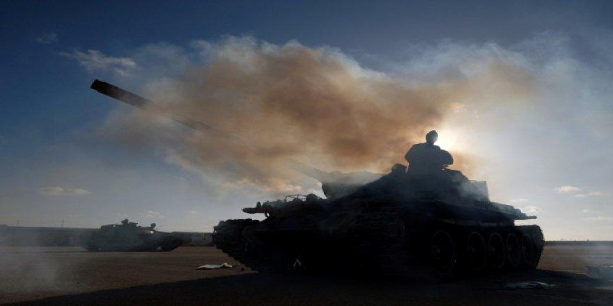 Libya'da Çatışmalar Hangi Cephelerde Sürüyor?
