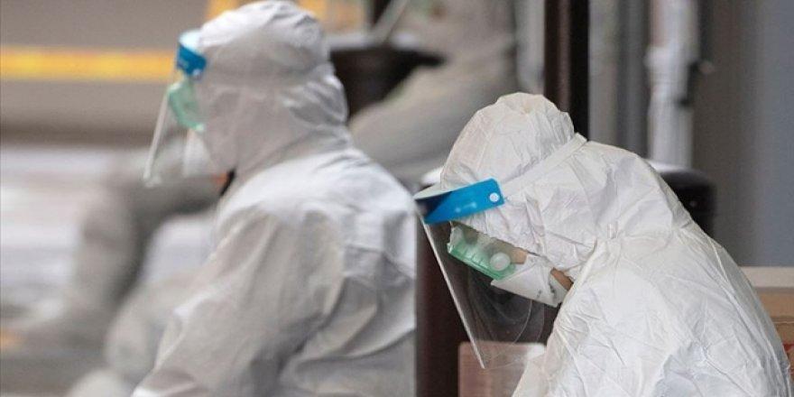 ABD'de Koronavirüsten 1 Günde 410 Kişi Öldü