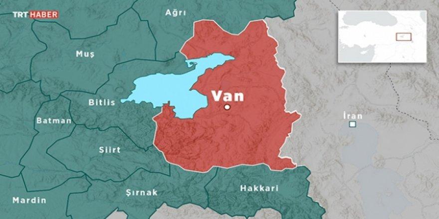 Van'da İki Mahalle ve İki Mezra Karantinaya Alındı