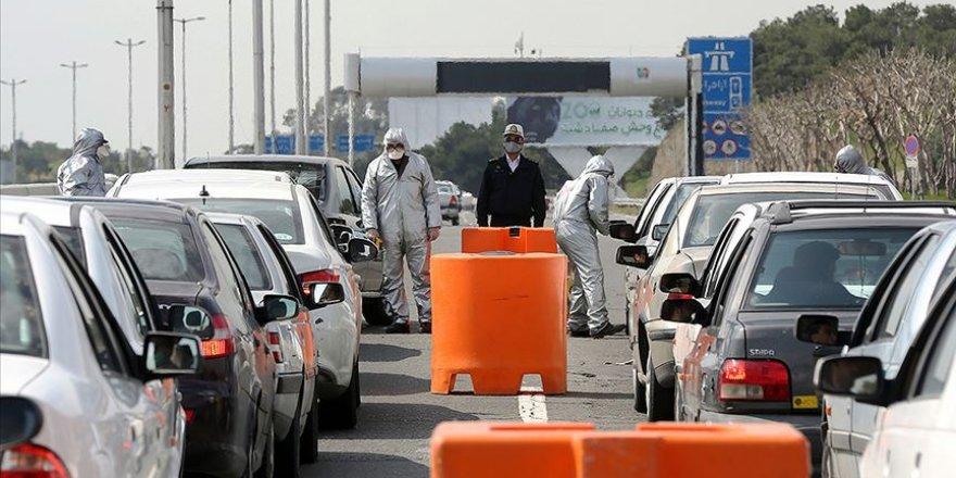 İran'da  Gün İçinde Koronavirüsten 123 Kişi Öldü