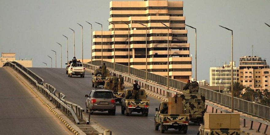 Libya'da Sokağa Çıkma Yasağı Günde 17 Saate Çıkarıldı