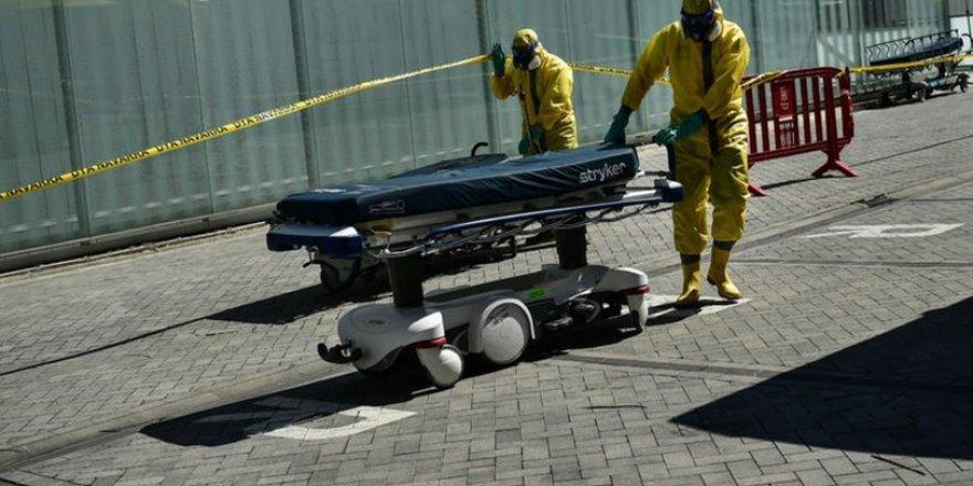 İspanya'da Son 24 Saatte Koronavirüsten 812 Kişi Daha Hayatını Kaybetti