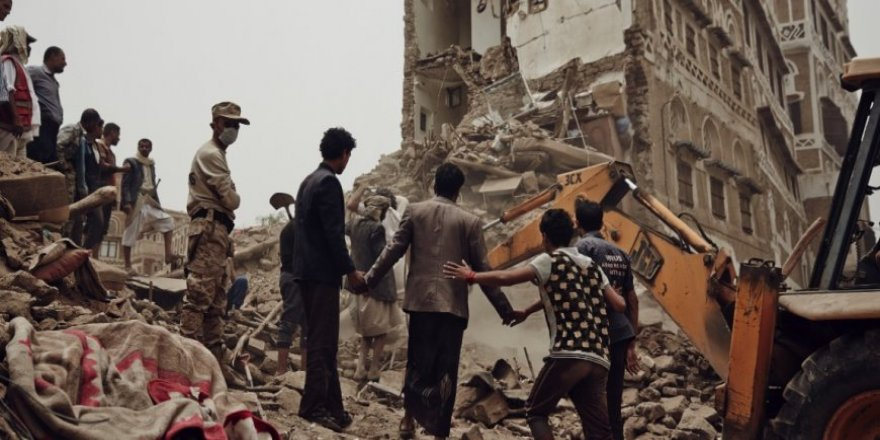 Yemen'deki Savaş Suçları BM'ye Şikayet Edildi