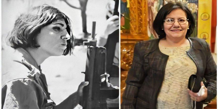 Netanyahu'yu Vuran Filistinli Theresa Halsa Vefat Etti
