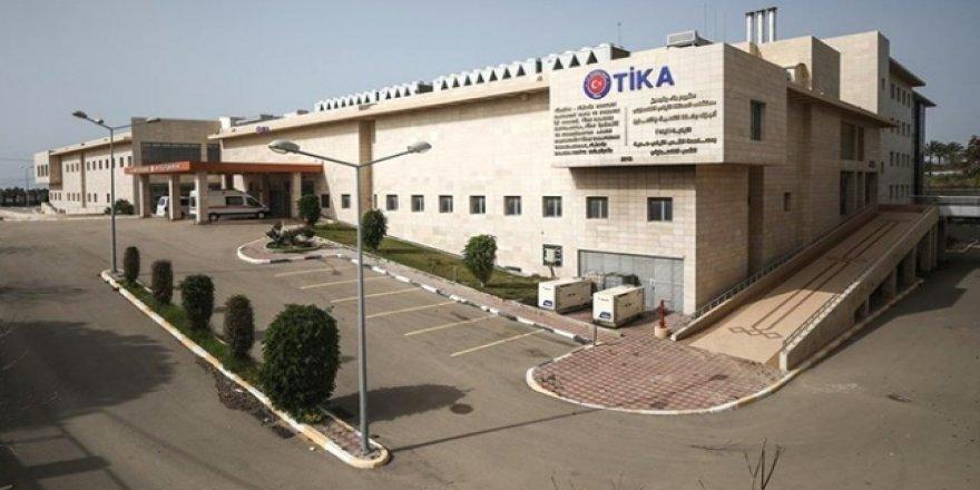Türkiye'nin Gazze'de Yaptırdığı Hastane Filistinlilere Devredildi
