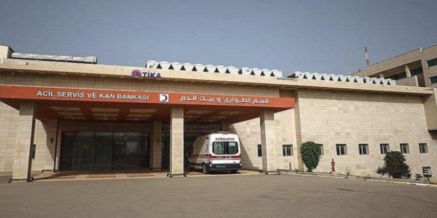 Türkiye'nin Gazze'de Yaptırdığı Hastane Koronavirüsle Mücadeleye Başladı