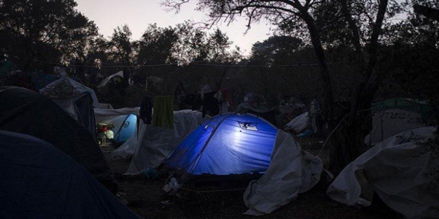 Yunanistan'daki Sığınmacı Kamplarında İlk Covid-19 Vakası