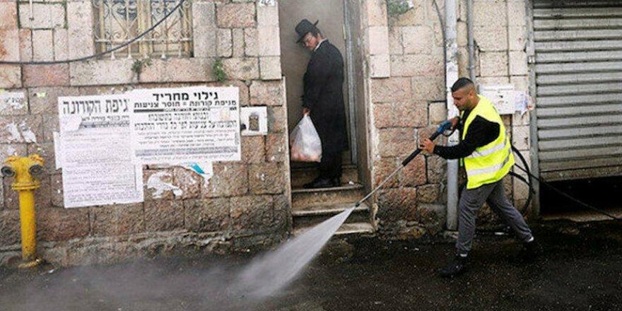 İşgalci İsrail'de Koronavirüs Nedeniyle Ölü Sayısı 20'ye Yükseldi