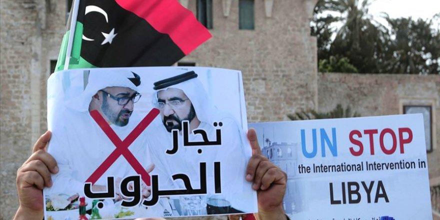 BAE 'Bağımsız ve İstikrarlı' Libya Çabalarını Baltalıyor
